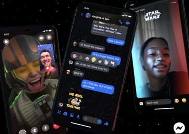 The Force is Strong! Introducing Star Wars-Themed Messenger Features