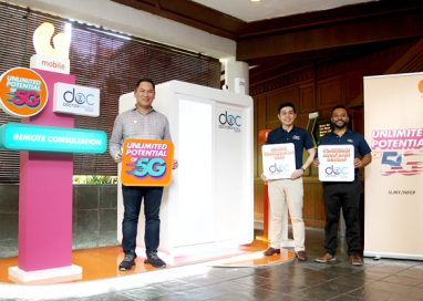 U MOBILE conducts 'live' 5G use cases for eMBB and Healthcare in Langkawi