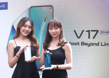 Vivo V17 unlocks Limitless Possibilities with its Ultra O Screen and Five-Camera Design