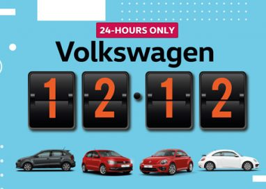 First-time ever: Volkswagen to hold Instagram-exclusive sale on 12.12