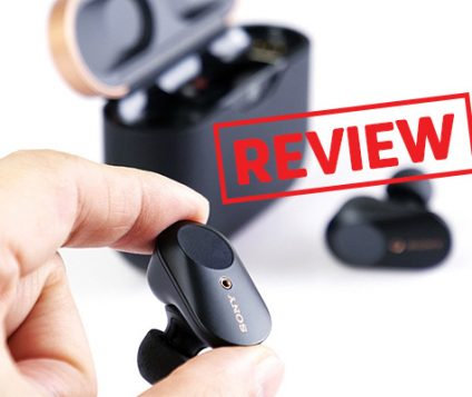 Review: Sony WF-1000XM3 In-Ear Wireless Stereo Headset