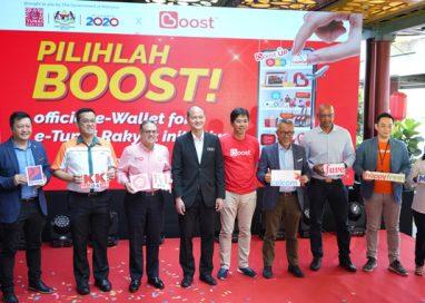 E-Tunai Rakyat Gets A Boost with Homegrown e-Wallet