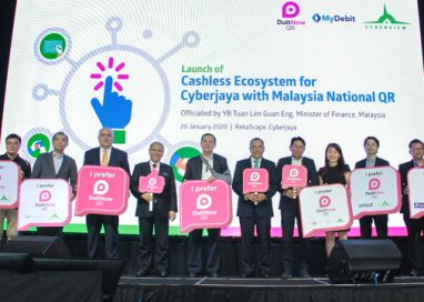 Paynet and Cyberview collaborates to complete Cyberjaya's Cashless Ecosystem with DuitNow QR