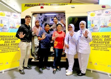 Digi partners Hospital Sultanah Maliha and CREST to pilot Malaysia's first 5G connected ambulance in Langkawi