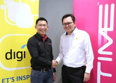 Digi expands Home Broadband Footprint with TIME