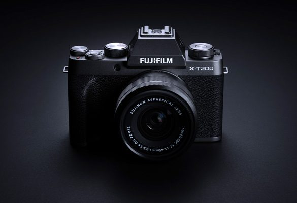 Introducing FUJIFILM X-T200