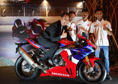 Launch of three new flagship  big bike models in Malaysia