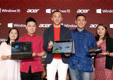 Acer Malaysia celebrates 30th Anniversary with Series of Products for Productivity and Leisure