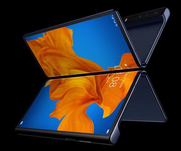 Huawei launches HUAWEI Mate Xs