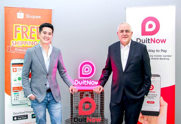 ShopeePay joins DuitNow Eco-System and will pilot Innovative DuitNow 2.0 Payment Solutions