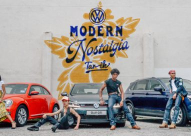 Tapping together: Volkswagen and Tarik Jeans collaborate to save the Malayan Tapir