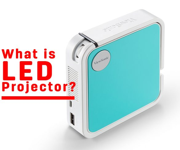 LED projectors? The new Projector-Tech you should know