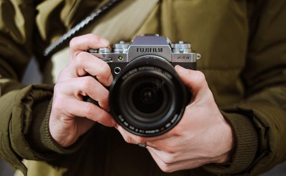 Capturing the decisive moment with FUJIFILM X-T4