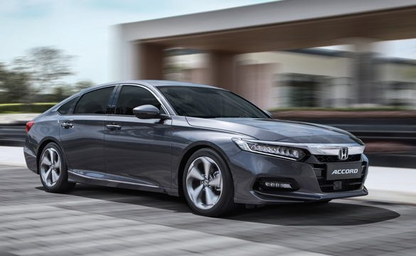 The 10th Generation Honda Accord raises the Benchmark for Next Generation Sedans