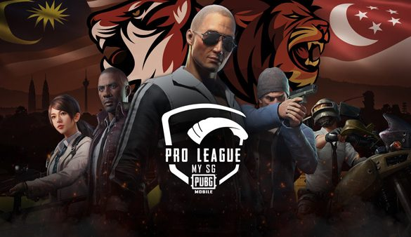 PUBG MOBILE Professional League Malaysia / Singapore 2020 to Start Off on 3rd March 2020