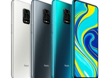 Xiaomi introduces the latest member of the Redmi Note family, Redmi Note 9S