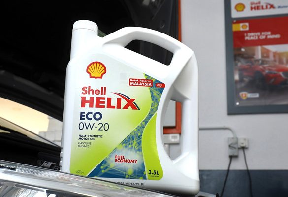 New Fully Synthetic Shell Helix ECO for Compact Cars