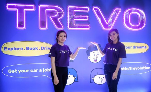 Drive Your Dreams with the TREVOLUTION