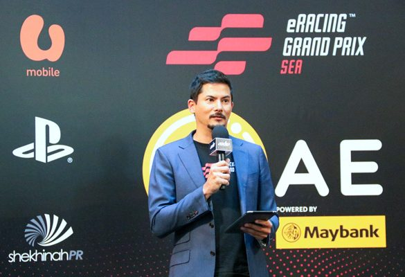 Axle Motorsport takes bold step and locks into eRGP Global Edition Online Competition