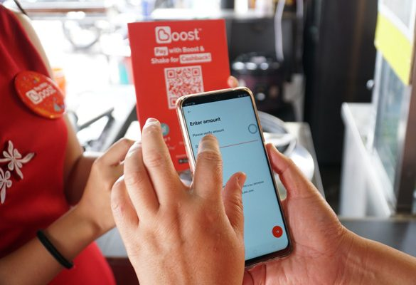 Boost recognised among Fast-Growing Fintech Players in Asia/Pacific