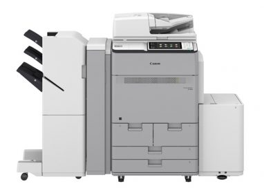 Canon extends its Colour Production Printer Range with the New imagePRESS C165