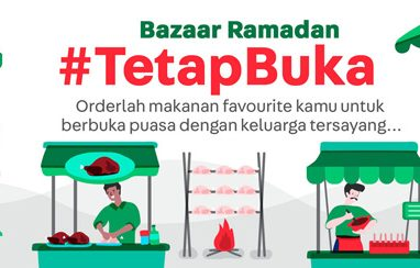 Carousell and Unilever launch the #TetapBuka Online Ramadan Bazaar