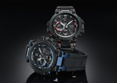 Casio released new G-SHOCK Watches in MT-G Series with Durable and Stylish Carbon Fiber Multilayered Bezels