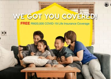 Digi offers free Covid-19 insurance coverage to first 200,000 customers