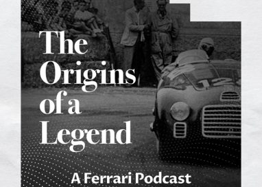 """The Origins of a Legend"" – a new podcast series tells the Ferrari story"