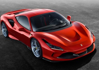The Ferrari SF90 Stradale takes the Red Dot: Best of the Best award