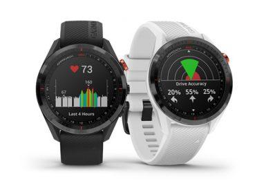 Garmin introduces the Approach S62 premium golf smartwatch