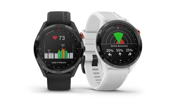 Garmin introduces the Approach S62 premium golf smartwatch
