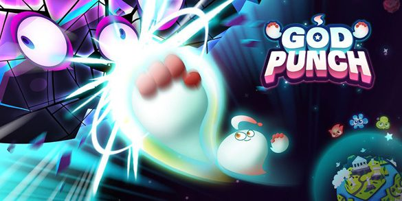 """God Punch: Idle Defense"" is Now Available!"