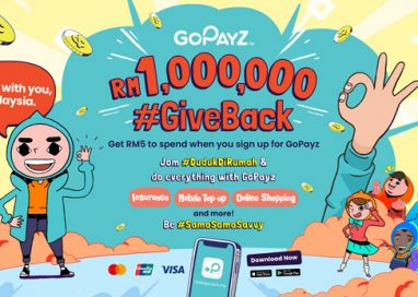 GoPayz #GiveBack Campaign helps to ease Financial Burden of Malaysians with RM1 Million worth of Cash