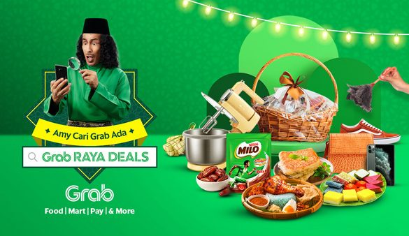 Support your Favourite Local Heroes this Ramadan with Grab
