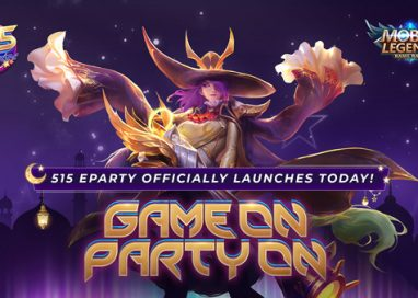 Game On, Play On: Moonton launches 515 EParty Globally