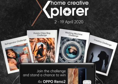 Win OPPO Reno2 and Enco Free in OPPO Home CreativeXplorer Challenge, A Fun and Creative Time to Be at Home