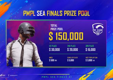 16 Regional Teams to battle it out in PMPL Southeast Asia Finals S1