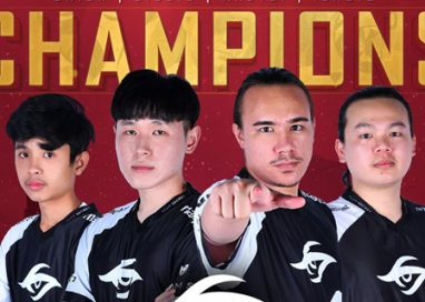 Team Secret crowned as the Champions of PUBG MOBILE Pro League (PMPL) MY/SG Season 1