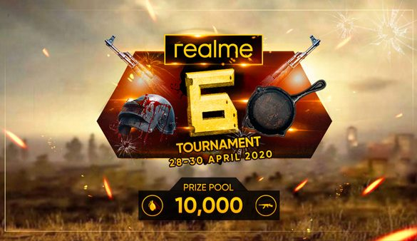 PUBG Mobile Fans get your realme ready
