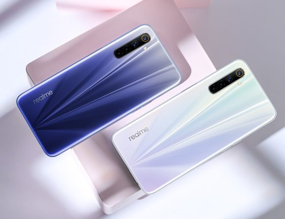 realme continuously ranks 7th in the Global Smartphone Market in Feb 2020