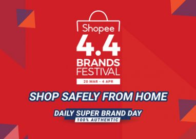4.4 Shopee Brands Festival