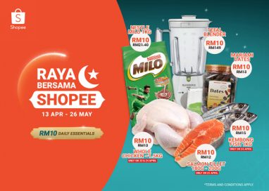 A Meaningful Celebration as Raya Ini, Shopee Di Sisimu