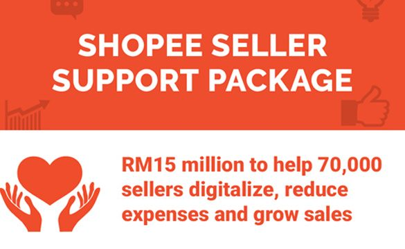 Shopee announces RM15 Million Seller Support Package for 70,000 Malaysian SMEs
