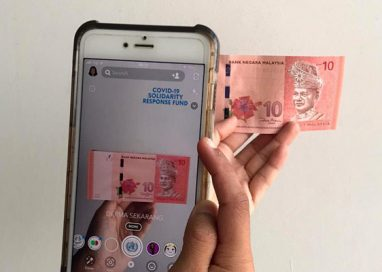 Snapchat launches AR Donation Lens in Malaysia to support WHO's COVID-19 Relief