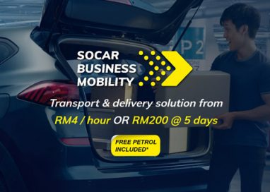 SOCAR Malaysia launches SOCAR Business Mobility Plan to partner with and support Local Businesses