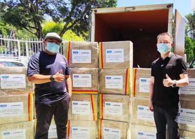 vivo Malaysia supporting People in Need during the Covid-19 Pandemic