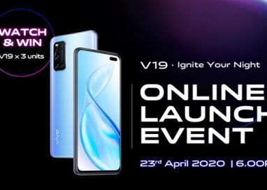 Watch and Win: Vivo V19 to launch online on April 23th