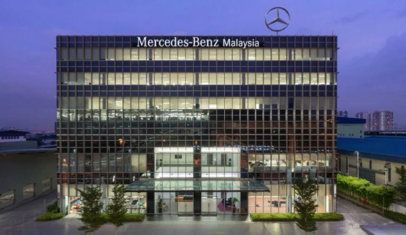Mercedes-Benz Malaysia reopens its doors with heightened SOP to keep safety at the forefront