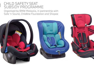 BMW Malaysia announces Multi-Partnership for its Child Safety Seat Subsidy Programme with Safe 'n Sound and Childline Foundation